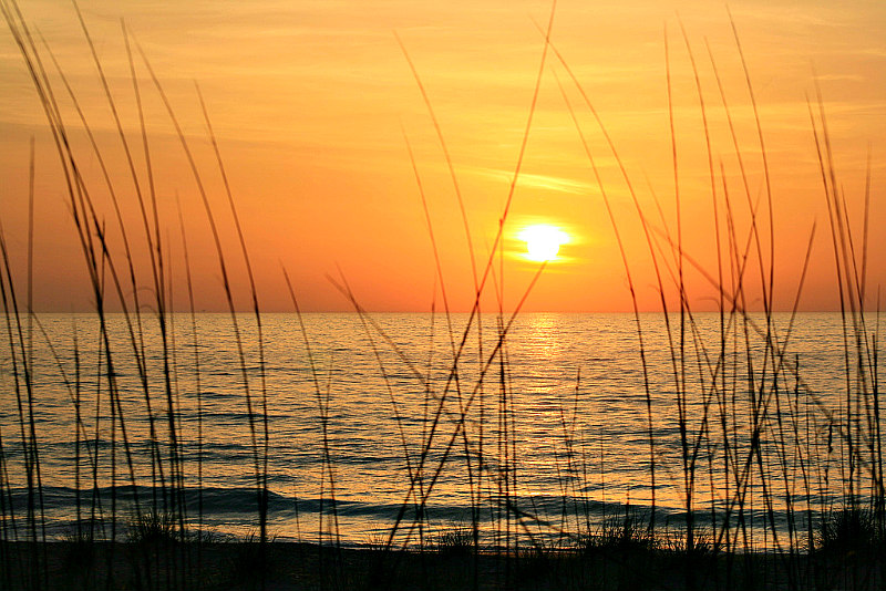 August Vacation to Amelia Island Florida - sunrise!