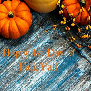 """What's so great about the 1st day of fall? The ultimate fall Wifey giveaway of Pumpkin & Pampering"""" ends tonight and you could be the winner!!!"""