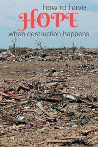 How Can You Have Hope When You Lose Home & Everything In Disaster?