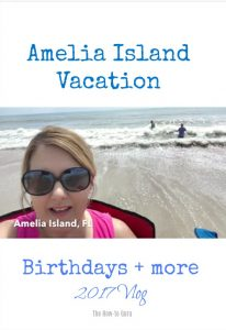 August Vacation | Back Home for a Birthday | 2017 Vlog #6