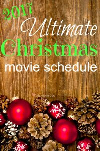 Christmas Movies: 2017 Schedule For Hallmark & ABC Family This Year!