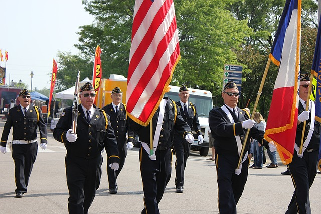 Where are best 2018 fall festivals near me? National Veterans Day Parade
