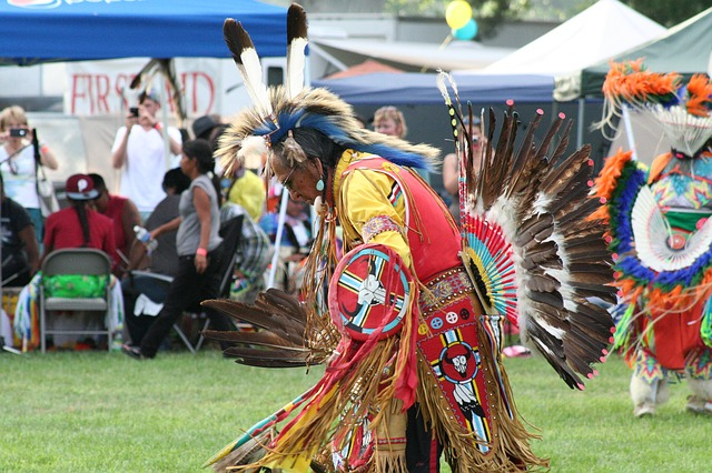 Where are the best 2018 fall festivals near me? Native Rhythms Festival