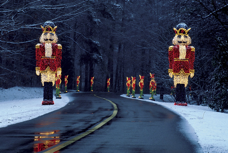 BEST Drive Through Christmas Lights You've Got to See!!!