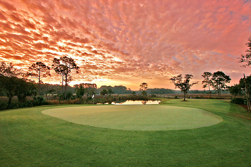 St. Simons Island Golf Course near King and Prince beach resort the WHOLE fam will ADORE!