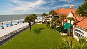 King and Prince Luxury Beach Resort on St. Simons Island Georgia that the whole family will LOVE
