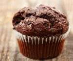 Deliciously Guilt-free chocolate chip muffins with simple and wholesome ingredients!