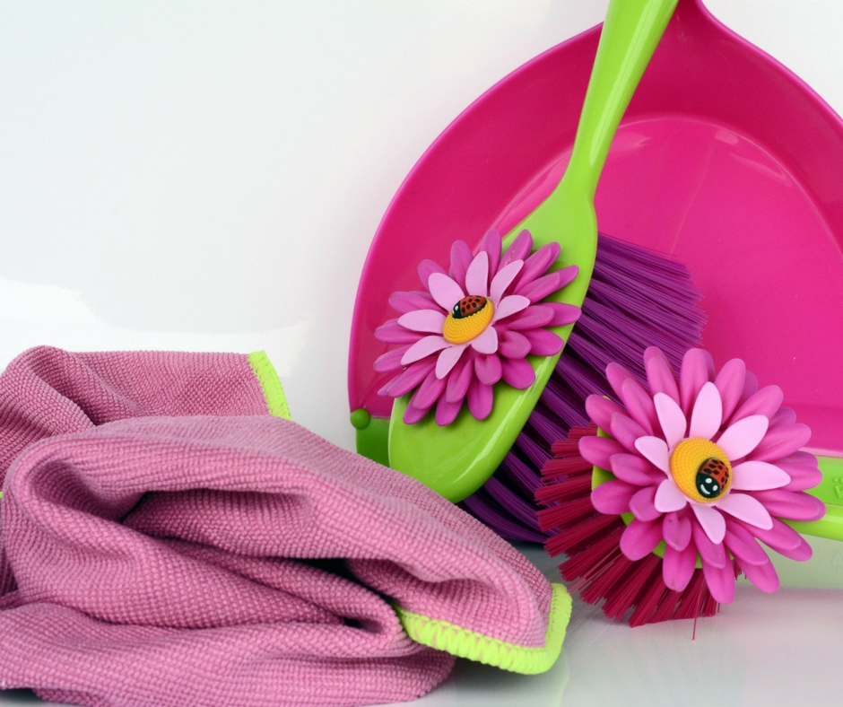 4 Speedy Spring cleaning tips that can be done in minutes