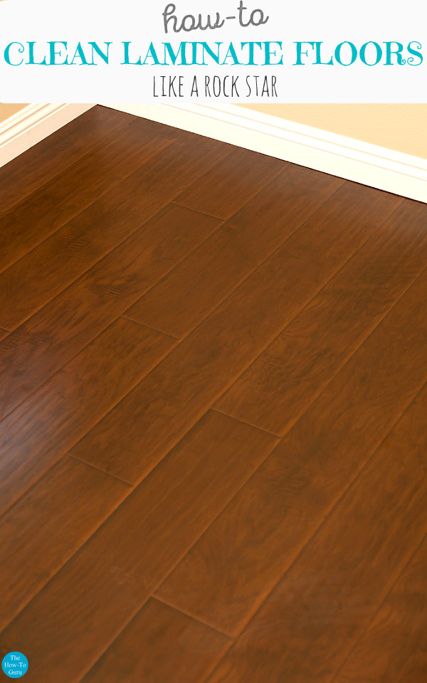 view of laminate floor - how to clean laminate floors