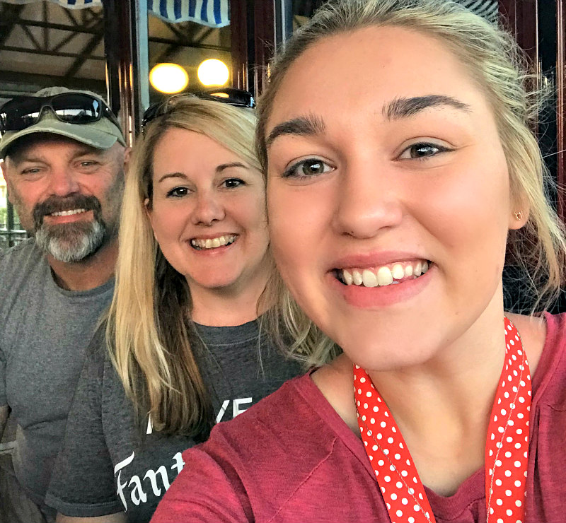 There are so many exciting things to do at Disney for tweens, teens, and older kiddos - fam on Disney Train