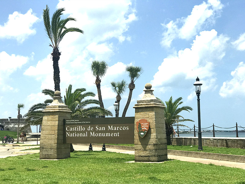 St Augustine Day Trip - Top 6 Things to Do - Castillo de San Marcos Fort