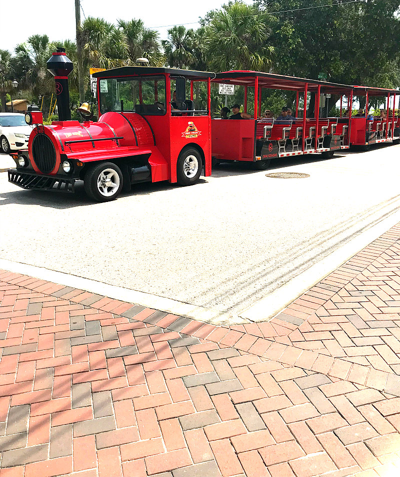 St Augustine Day Trip - Top 6 Things to Do - Trolley Tour