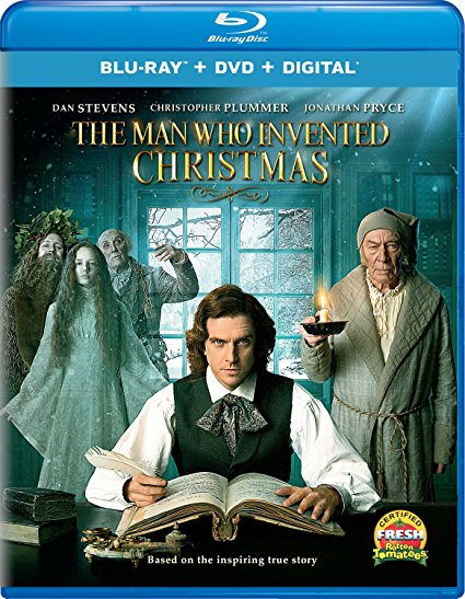 The Man Who Invented Christmas Movie Review (Family Movie Guide #5)