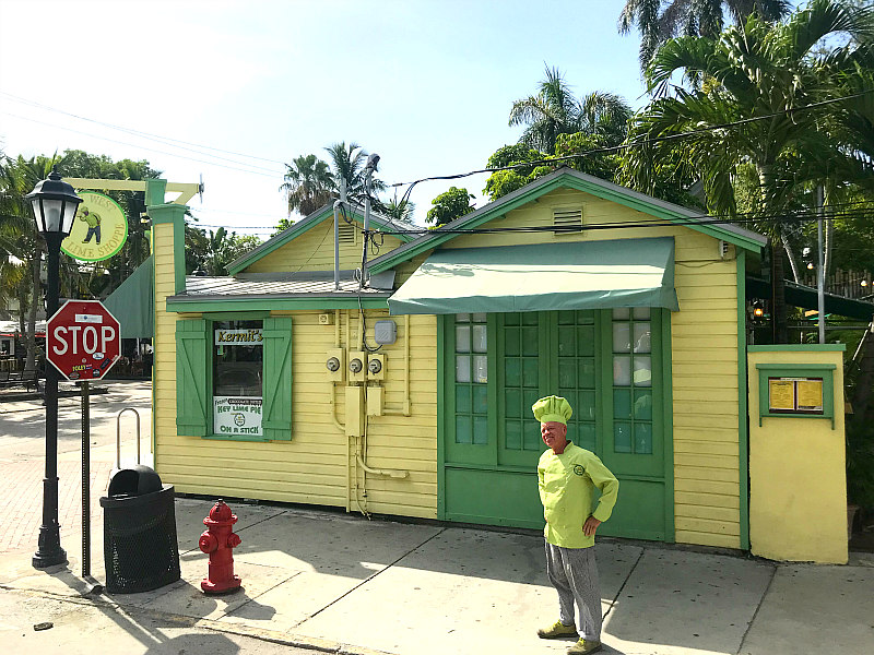 One of the top 9 Key West vacation ideas - Key West Key Lime Pie at Kermits