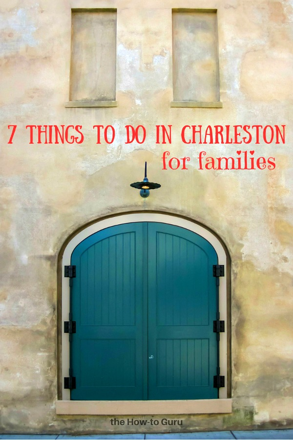 Old Door Listing Things to Do in Charleston