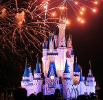 Disney World Castle Fireworks for Disney World Hacks