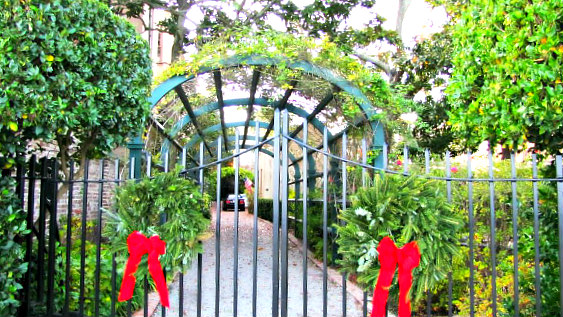 Charleston gate pictures and one of the best places to go in the southern states