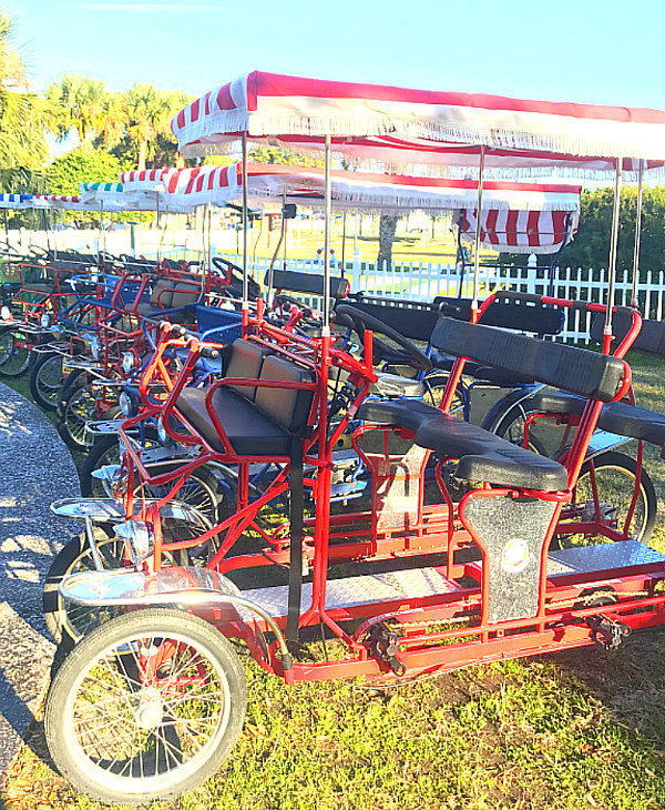 view of Jekyll Island Bike Rental