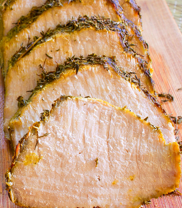 view of low carb pork chop recipes slow cooker pork loin
