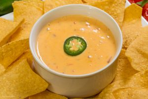 view of Queso Dip